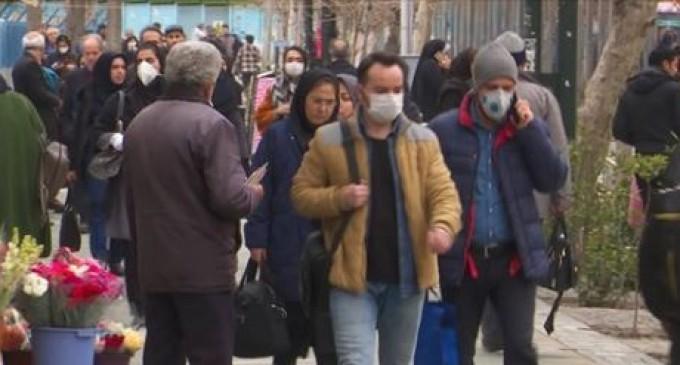 L'Iran et la Chine ensembles pour lutter contre le coronavirus.