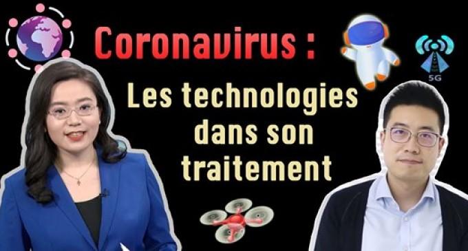 Vidéo | les technologies dans le traitement du Coronavirus en Chine