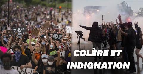 La brutalité de la police américaine contre les Noirs ne connaît pas de frontières