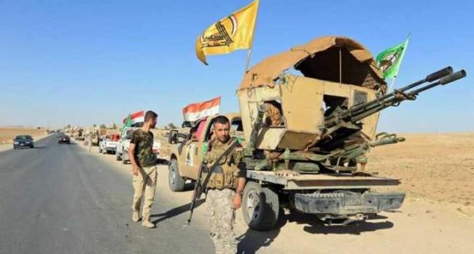 La mobilisation populaire irakienne annonce l'arrestation de 3 dirigeants de l'Etat islamique