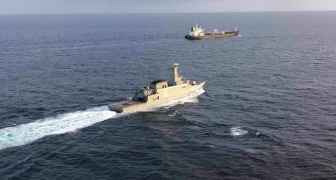 Le premier pétrolier iranien entre dans les eaux vénézuéliennes et reçoit une escorte navale