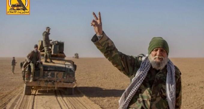 Les forces irakiennes déjouent une incursion navale de Daesh à Salaheddine