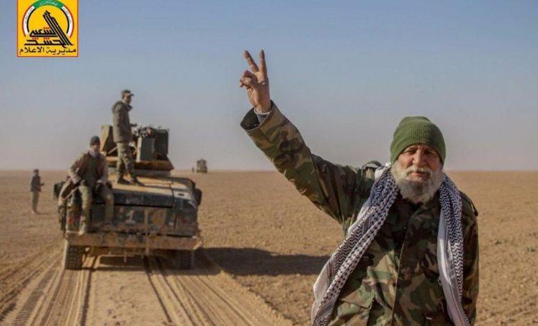 Les forces irakiennes déjouent une incursion navale de Daesh à Salaheddin