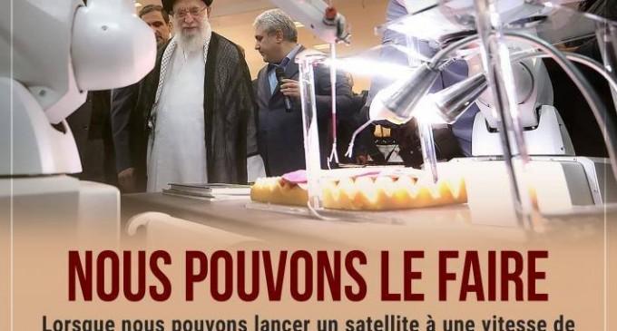 L'ayatollah Khamenei : «Nous pouvons le faire»