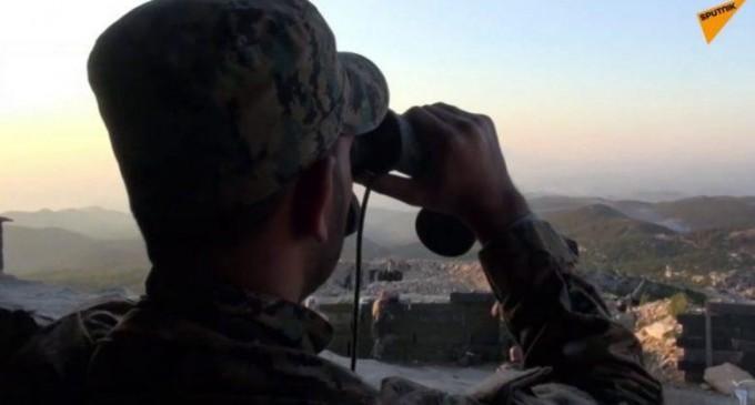 Un drone de l'armée syrienne tue le commandant d'un groupe soutenu par la Turquie