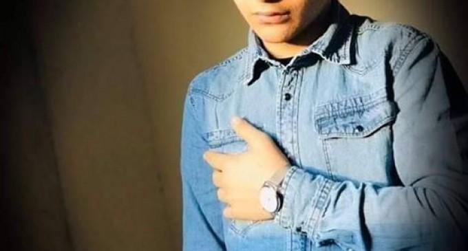 Zaid al-Qaysiah, 14 ans, a été tué par balle par les forces d'occupation israéliennes ce matin au camp d'Al-Fawwar, au sud d'Al Khalil !