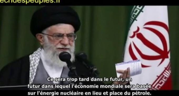 Khamenei : l'arme nucléaire est illicite en Islam, l'Occident craint un Iran développé et souverain