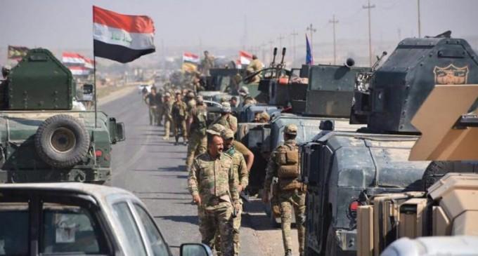 Les forces irakiennes lancent la 3e phase de l'opération anti-Daesh