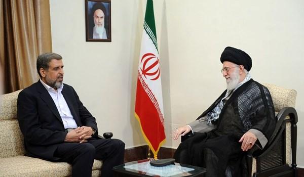 seyyed Ali Khaménéi faisant ses condoléances pour Challah ; la Résistance Palestinienne a perdu un élément extrêmement véridique et sincère..