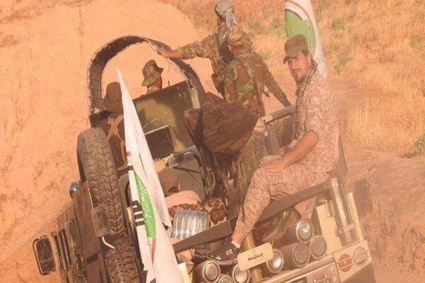 Le Hashd al-Sha'abi détruit 10 cachettes et bases de Daesh dans l'est de l'Irak