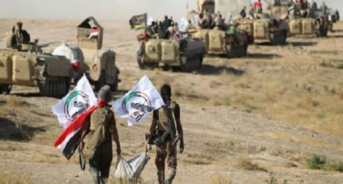 Le Hashd al-Sha'abi monte une opération anti-Daesh dans l'est de l'Irak