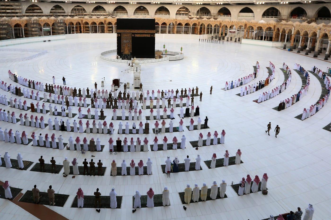 Le pèlerinage réduit du Hadj débutera le 29 juillet dans un contexte de pandémie