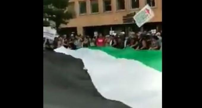Vidéo | Une manifestation dans la ville française de Toulouse mercredi contre les plans israéliens d'annexer de larges parties des terres occupées de la Cisjordanie.
