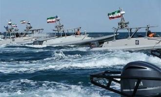 L'Iran annonce la saisie du navire des Émirats arabes unis
