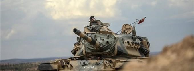 L'armée turque attaque les positions de l'armée syrienne à Idlib