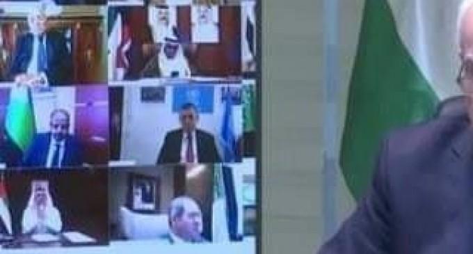 INCROYABLE MAIS VRAI : La Ligue arabe refuse d'adopter une résolution palestinienne contre l'accord de trahison entre les Émirats arabes unis et Israël