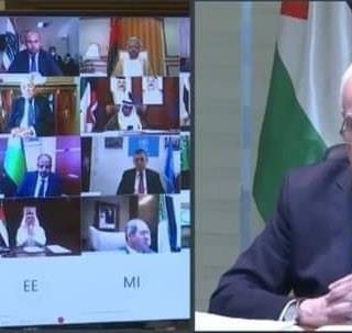 La Ligue arabe refuse d'adopter une résolution palestinienne contre l'accord de trahison entre les Émirats arabes unis et Israël