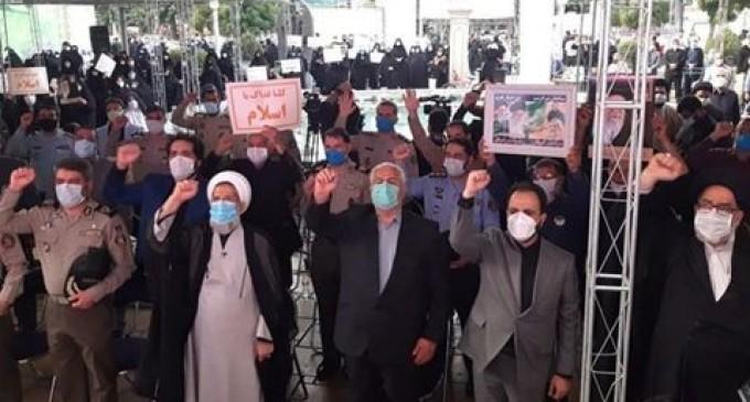 Le peuple iranien organise des rassemblements contre les sacrilèges du Saint Coran et du Prophète Mohammed (P)