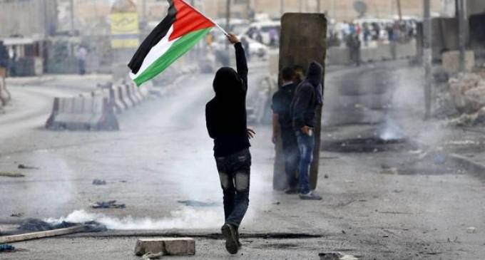 Se souvenir de la deuxième Intifada palestinienne