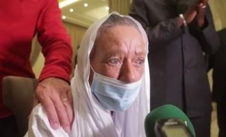Déclaration de Sophie Pétronin après sa libération, elle évoque sa foi en l'Islam !