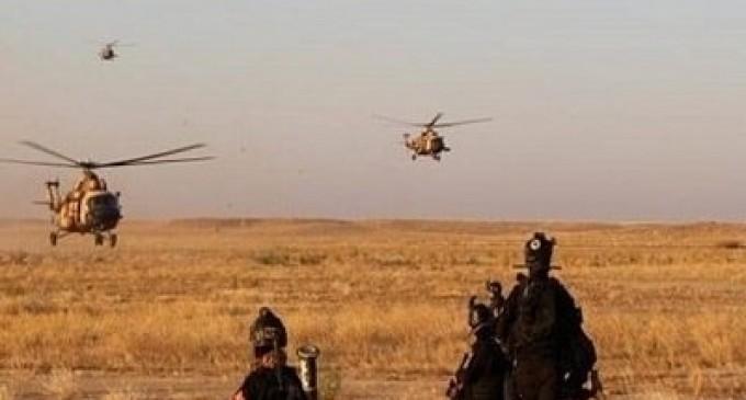 L'armée irakienne cible les positions de Daesh à Kirkouk, Al Anbar