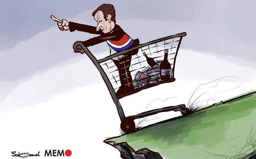 Frustré par une campagne de boycott croissante des produits français dans le monde arabe, le président français Emmanuel Macron ..