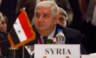 La Syrie pleure le légendaire haut diplomate et politicien chevronné Walid Muallem
