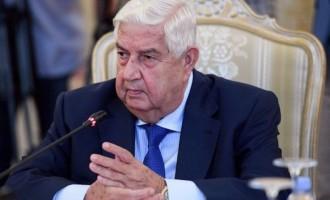 Le ministre syrien des Affaires étrangères Walid Muallem décède à 79 ans