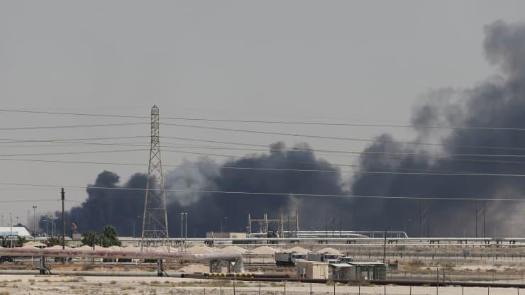Les attaques de missiles contre Saudi Aramco se poursuivent