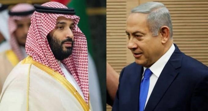 Médias israéliens : Netanyahu a secrètement rencontré MBS en Arabie saoudite