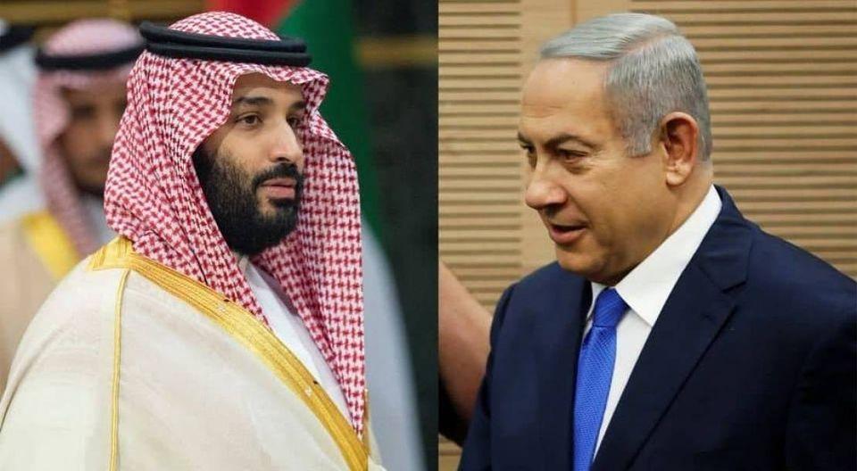 Netanyahu a secrètement rencontré MBS en Arabie saoudite