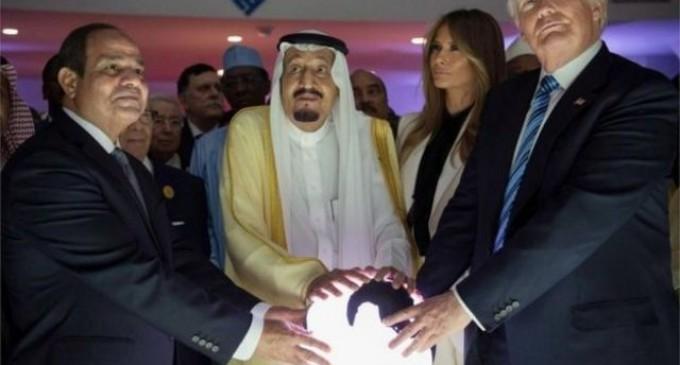 New Post : L'Arabie contre les Musulmans