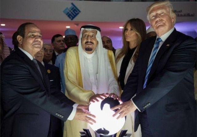 l'arabie contre les musulmans