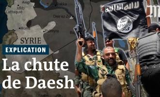New Post: La chute de Daesh