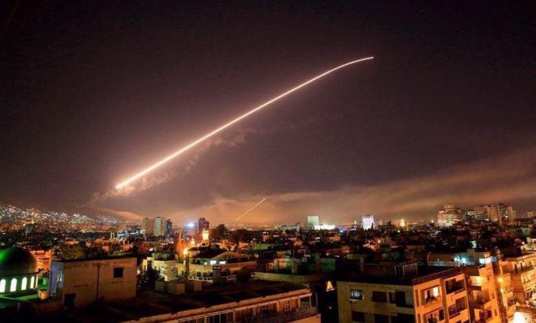 Les défenses aériennes syriennes contrecarrent l'attaque israélienne sur Damas