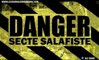 LE DANGER DU SALAFISME