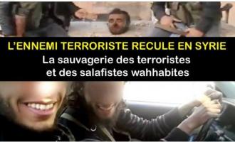 L'ennemi terroriste recule en Syrie…. (04)