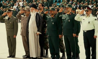 La République islamique d'Iran au secours des Musulmans