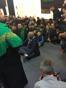 L'acteur américain Morgan Freeman participe à la commémoration de 'Achoura 1