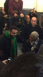 L'acteur américain Morgan Freeman participe à la commémoration de 'Achoura 2