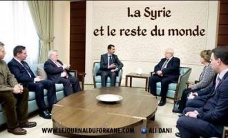 1. La Syrie et le reste du monde