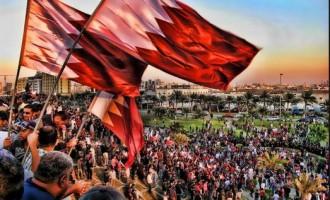 Soutenons le soulèvement du peuple de Bahreïn