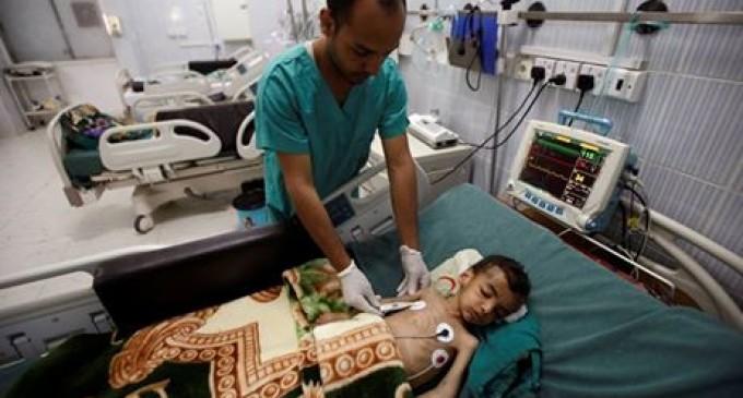 Une seconde vague de choléra fait 1657 morts au Yémen