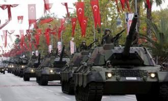 Les Turcs interviennent en Syrie et en Irak !!!