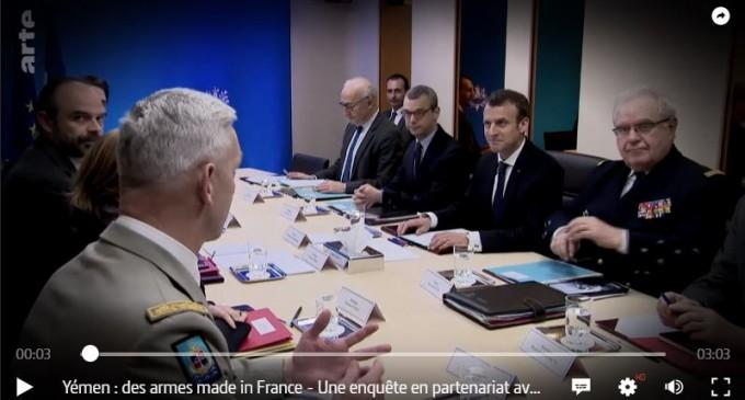 [Vidéo] | La France décide de vendre des armes aux saoudiens, qui seront utilisées au Yémen