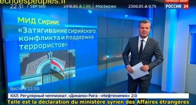 Frappes en Syrie : Israël se cache derrière des avions civils pour empêcher l'utilisation du S-300
