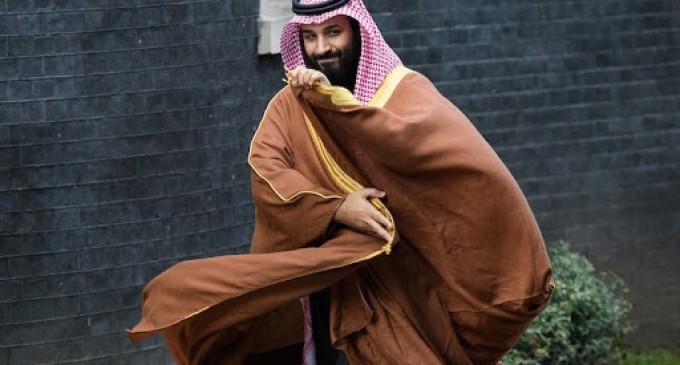Le Prix «Ami de Sion» décerné au prince héritier saoudien Muhammad Bin Salman