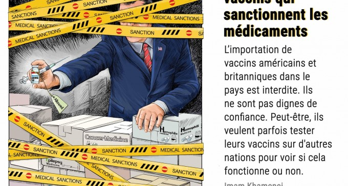 Donneurs des vaccins qui sanctionnent les médicaments