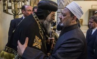 New Post: La dignité des religieux en Egypte