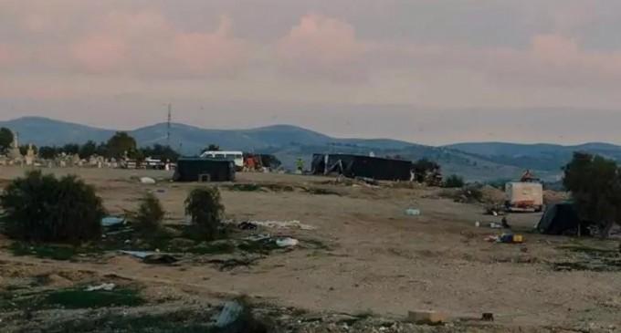Le régime d'occupation sioniste détruit un village bédouin pour la «183e fois»